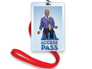 Willie Jolley All Access Pass 2015